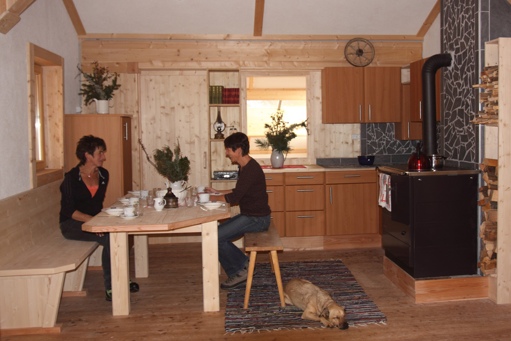 Glocknerklänge - Küche
